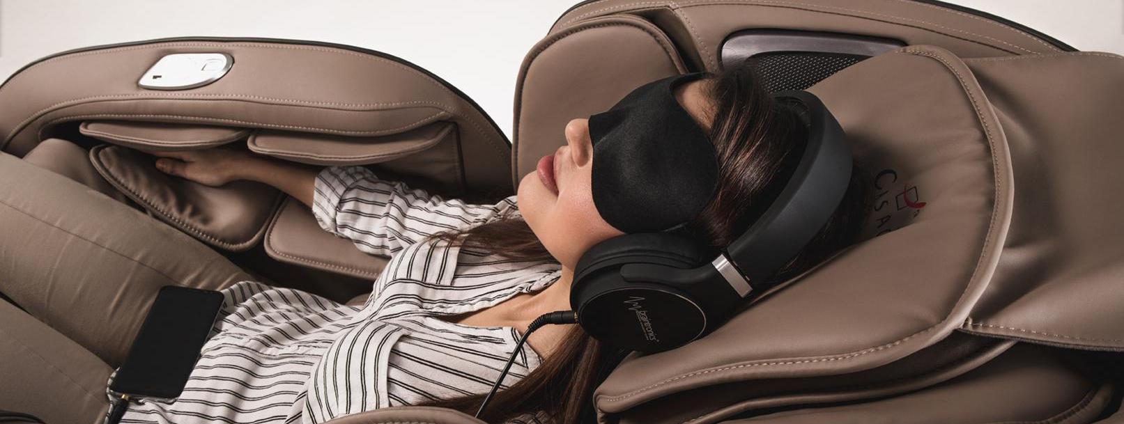 Braintronics | Kjøp eller lei en massasjestol med lydbølgeterapi